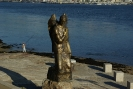 Porto - Statue a Foz